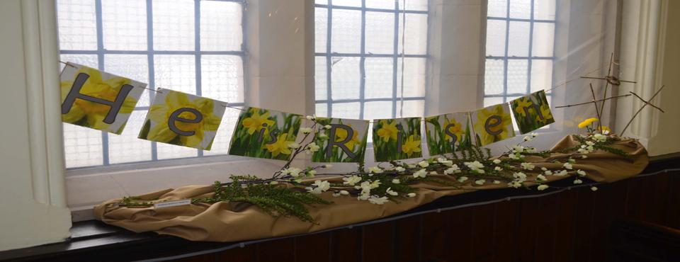 Easter 2014 Flower Festival
