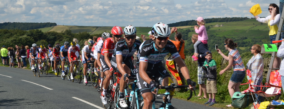 Tour de France (Yorkshire) July 2014