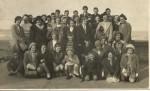 HBC Sunday School 1928 seaside trip