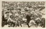 Whit Monday Hillsborough Park probably 1907